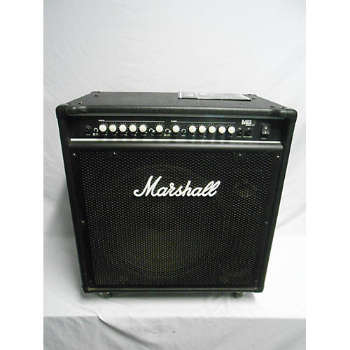 used marshall mb150 bass combo amp guitar center. Black Bedroom Furniture Sets. Home Design Ideas