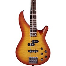 MB300 Modern Rock Bass with Active EQ Honey Burst