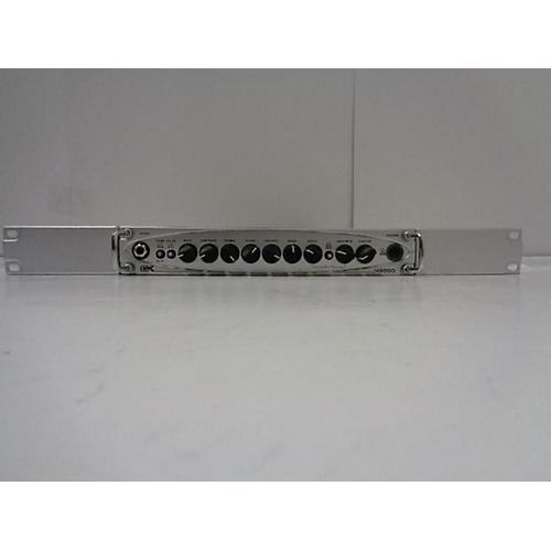 Gallien-Krueger MB500 500W Ultralight Bass Amp Head