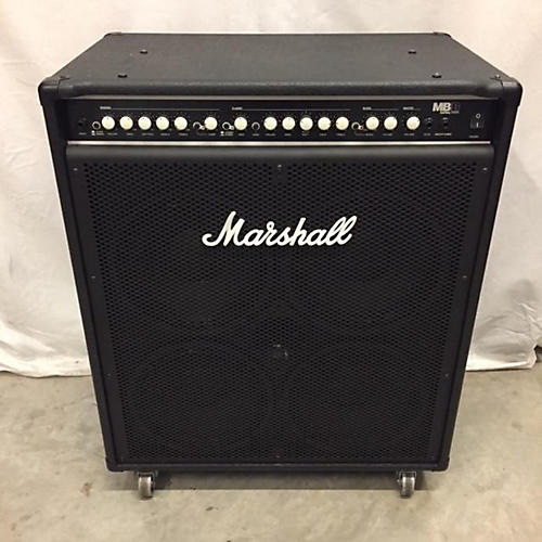 used marshall mbb4410 bass combo amp guitar center. Black Bedroom Furniture Sets. Home Design Ideas