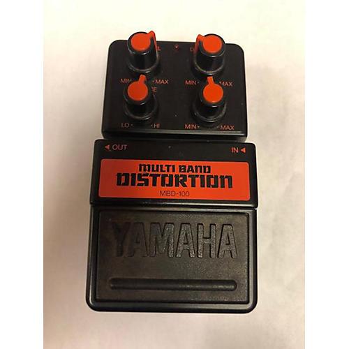 Yamaha MBD100 Effect Pedal