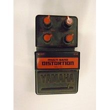 Yamaha MBD100 Multi Band Distortion Effect Pedal