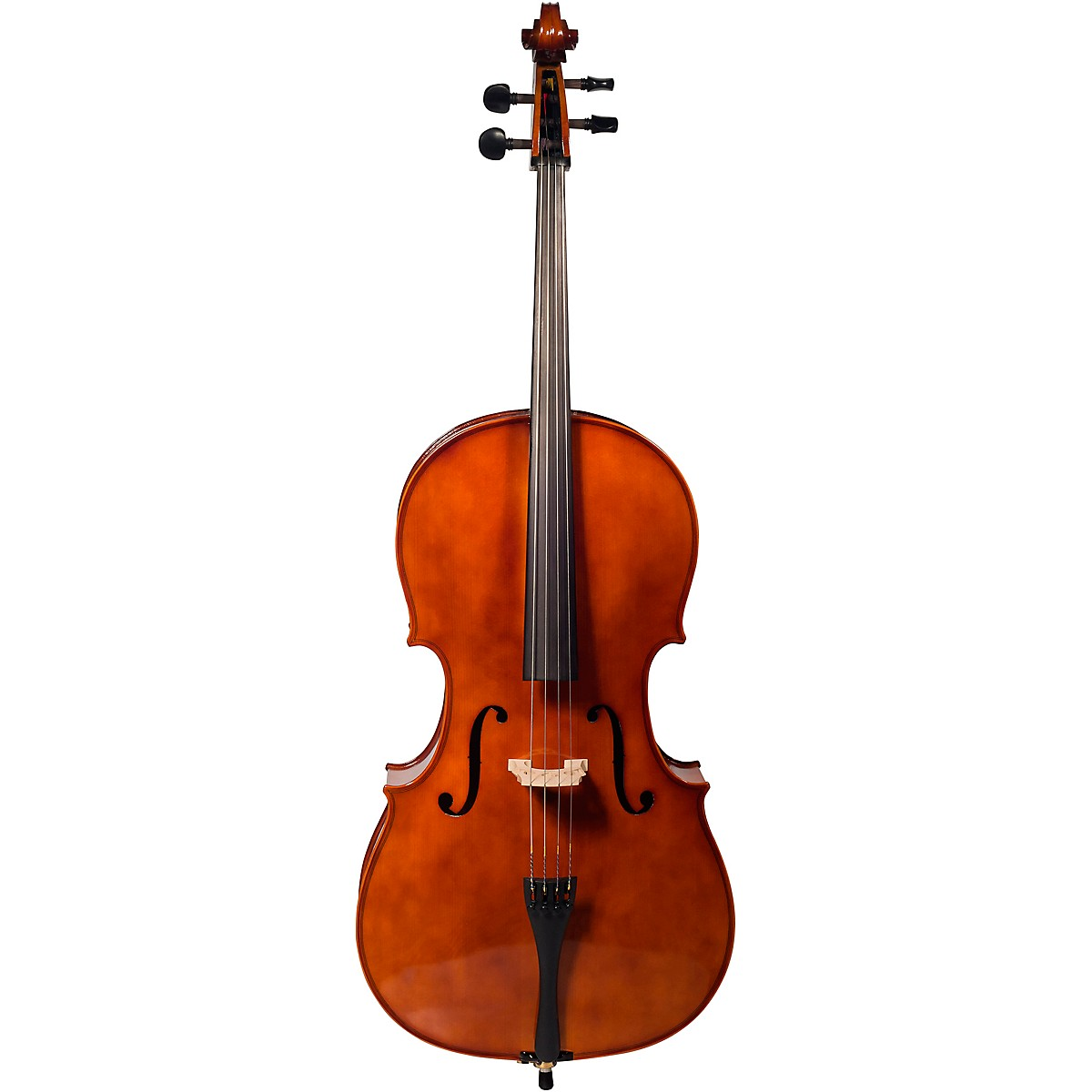 STROBEL MC-160 Student Series 4/4 Size Hybrid Cello Outfit