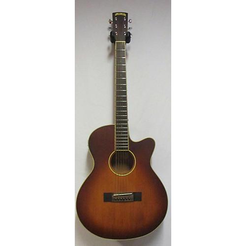 Morgan Monroe MC01BCB Acoustic Electric Guitar