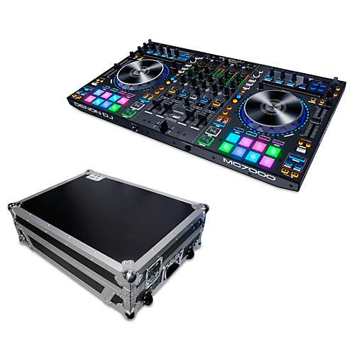 Denon MC7000 4-Channel DJ Controller with Case