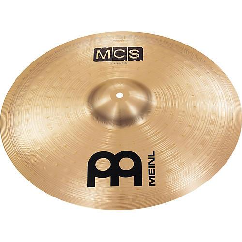 Meinl MCS Crash/Ride Cymbal