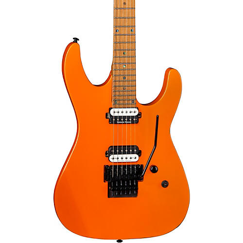 Dean MD 24 Roasted Maple with Floyd Electric Guitar
