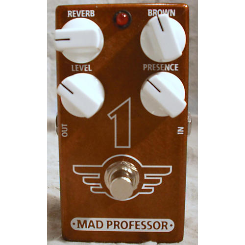 Mad Professor MD1PR DISTORTION AND REVERB Effect Pedal