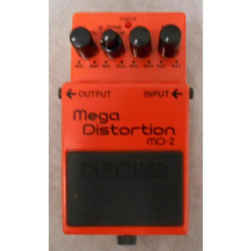 Boss MD2 Mega Distortion Effect Pedal
