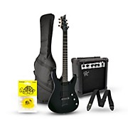 MD200 Electric Guitar Standard Package Black