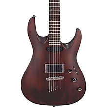 MD300 Double Cutaway Electric Guitar Walnut Stain