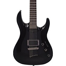 MD300 Modern Rock Double Cutaway Electric Guitar Black