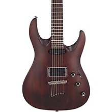 MD300 Modern Rock Double Cutaway Electric Guitar Walnut Stain