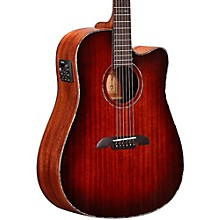 Alvarez MDA66CE Masterworks Dreadnought Acoustic-Electric Guitar