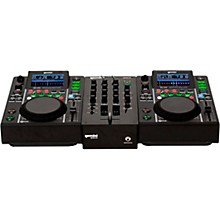 Gemini MDJ-500 Performance Pack with Mixer, Mic and Headphones Level 1