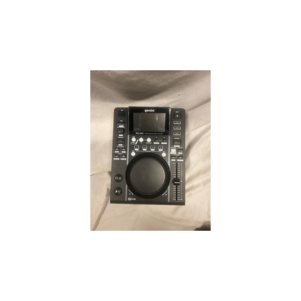 Gemini MDJ-600 DJ Player