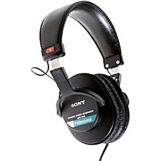 MDR-7506 Professional Closed-Back Headphones