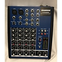 Samson MDR624 Powered Mixer