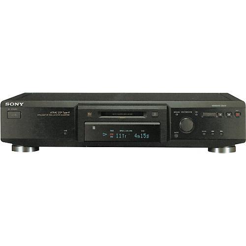 Sony MDS-JE470 MiniDisc Deck