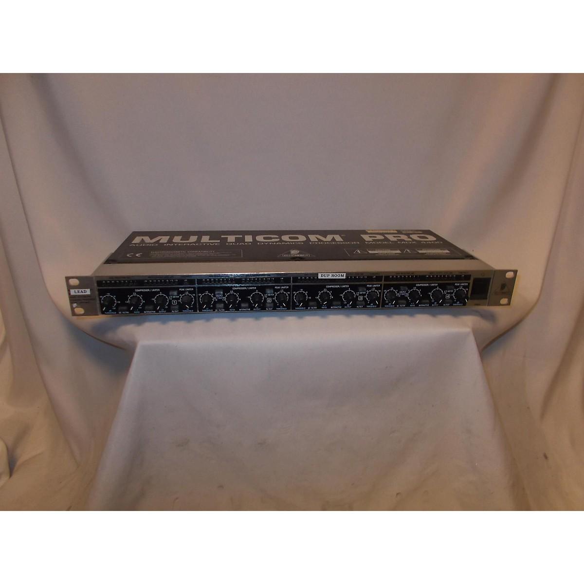 Behringer MDX 4400 Compressor
