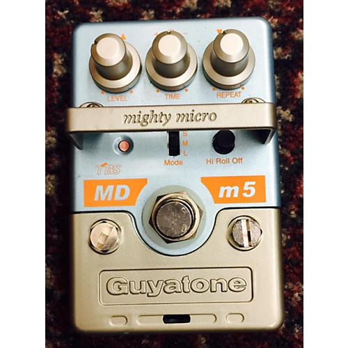 Guyatone MDm5 Micro Delay Effect Pedal