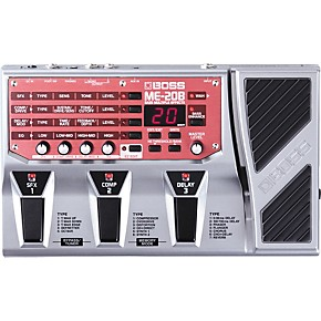 boss me 20b bass multi effects pedal guitar center. Black Bedroom Furniture Sets. Home Design Ideas