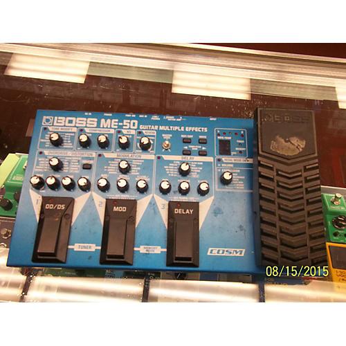 Boss ME20 Guitar Multi Effect Processor