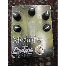 Pro Tone Pedals MECHAFUZZ Effect Pedal