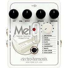 Electro-Harmonix MEL9 Tape Replay Machine Guitar Effects Pedal Level 1