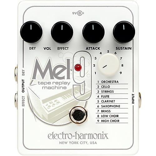 Electro-Harmonix MEL9 Tape Replay Machine Guitar Effects Pedal