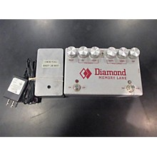 DIAMOND PEDALS MEMORY LANE Effect Pedal