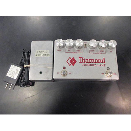 DIAMOND PEDALS MEMORY LANE Effect Pedal