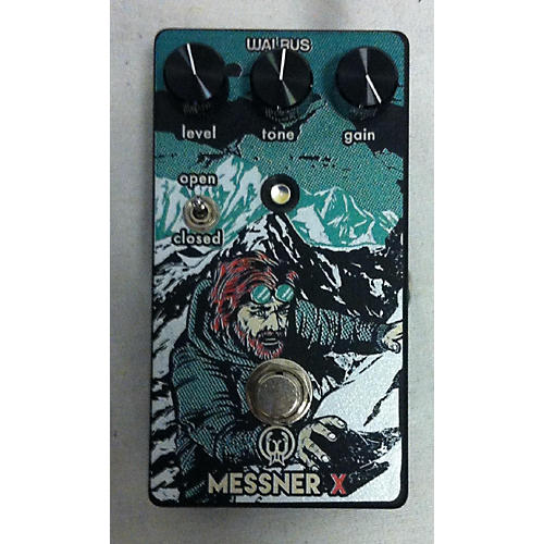 Walrus Audio MESSNER X Effect Pedal