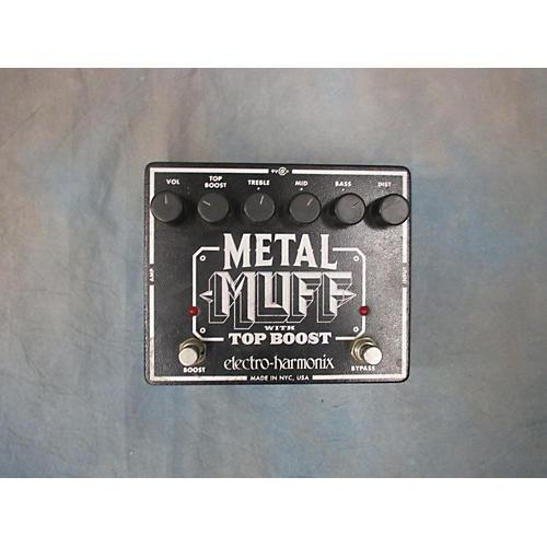 Electro-Harmonix METAL MUFF BLK Effect Pedal