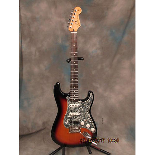 Fender MEXICAN STRATOCASTER Solid Body Electric Guitar