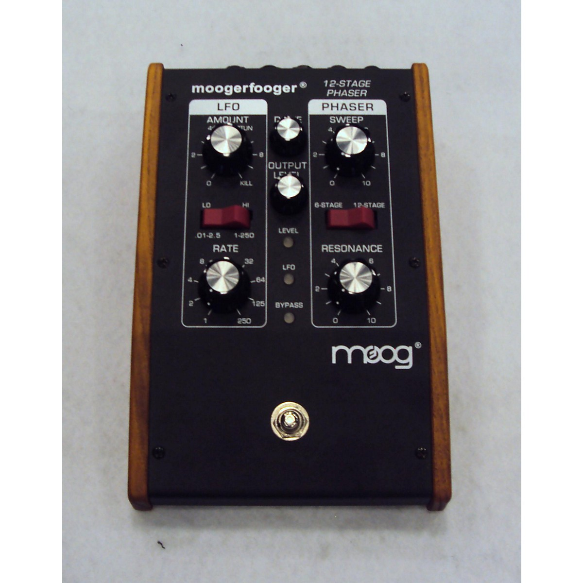 Moog MF-103 Effect Pedal