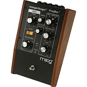moog mf 107 moogerfooger freqbox effects pedal guitar center. Black Bedroom Furniture Sets. Home Design Ideas