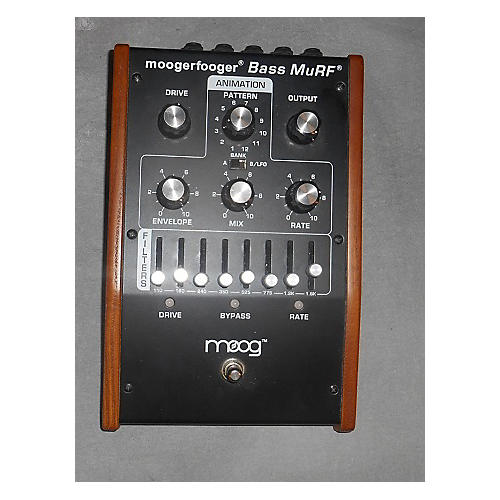 Moog MF105B BASS MURF Bass Effect Pedal