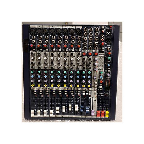 Soundcraft MFXI12 Unpowered Mixer