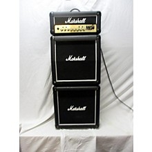 Marshall MG 15HFX Guitar Stack