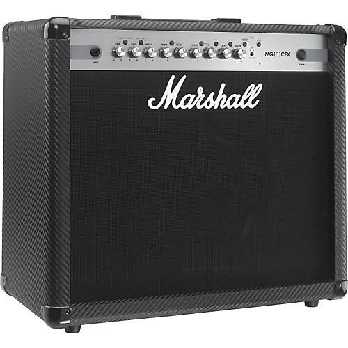 Marshall MG Series MG101CFX 100W 1x12 Guitar Combo Amp