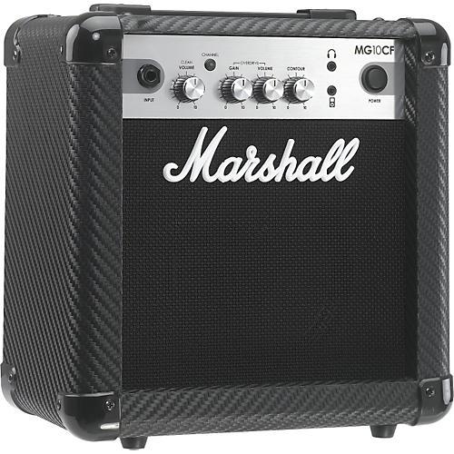Marshall MG Series MG10CF 10W 1x6.5 Guitar Combo Amp