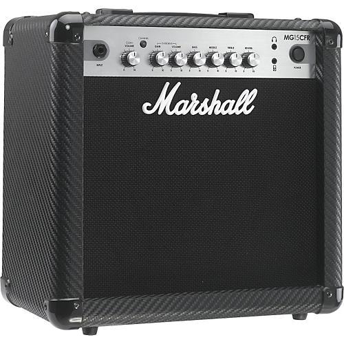Marshall MG Series MG15CFR 15W 1x8 Guitar Combo Amp