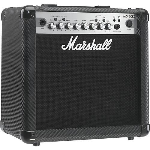 Marshall MG Series MG15CFX 15W 1x8 Guitar Combo Amp