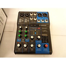 Yamaha MG06X Powered Mixer