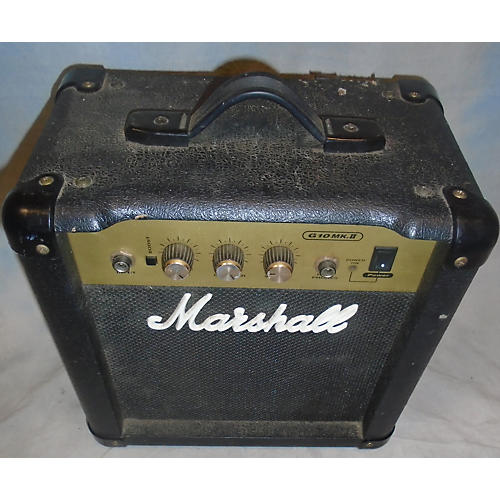 used marshall mg10 10w 1x6 5 guitar combo amp guitar center. Black Bedroom Furniture Sets. Home Design Ideas