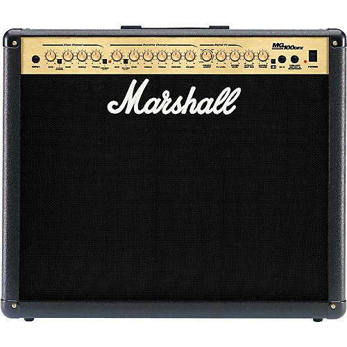 marshall mg100dfx combo guitar center. Black Bedroom Furniture Sets. Home Design Ideas