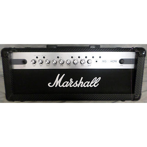 Marshall MG100HCFX Solid State Guitar Amp Head