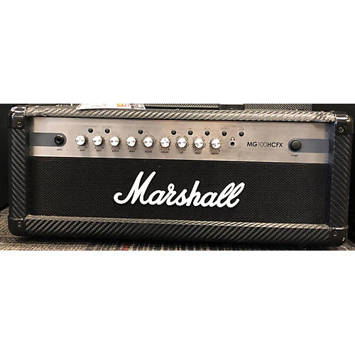 used marshall mg100hcfx solid state guitar amp head guitar center. Black Bedroom Furniture Sets. Home Design Ideas