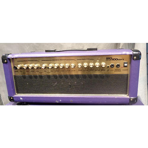 Marshall MG100HDFX 100W Purple Guitar Amp Head